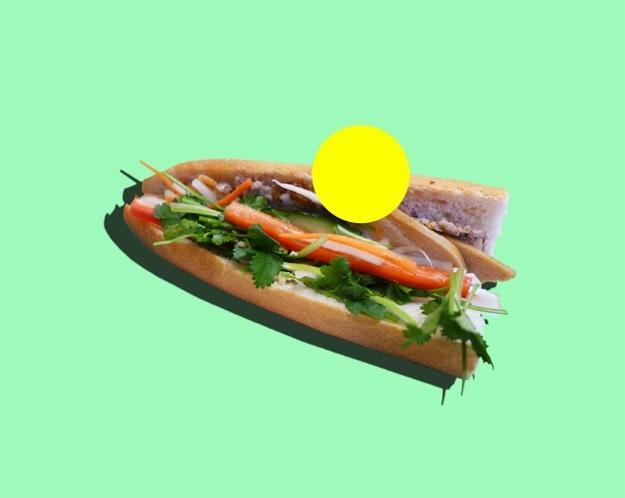 Bánh Mì Vegan